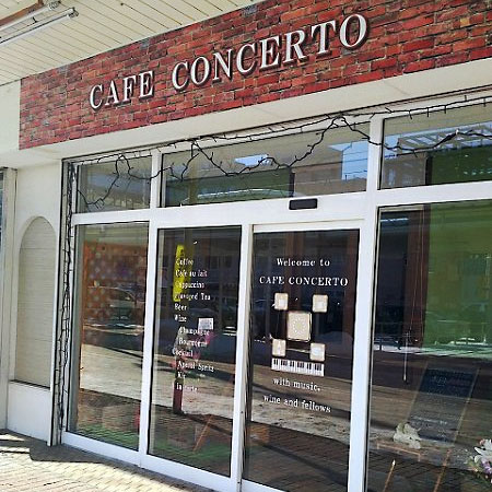 CAFE CONCERTO(カフェ コンチェルト)